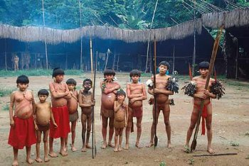 Sociedades Pre-Hispánicas Venezolanas- Grupos y Ubicación Geográfica